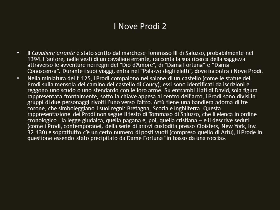 I Nove Prodi 2