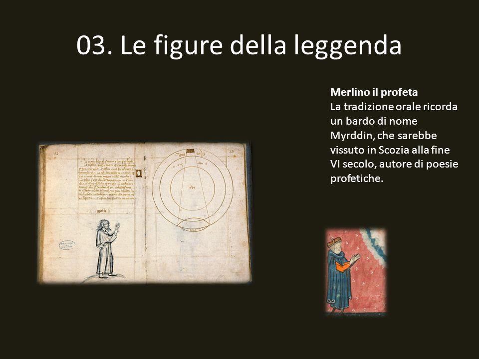 03. Le figure della leggenda