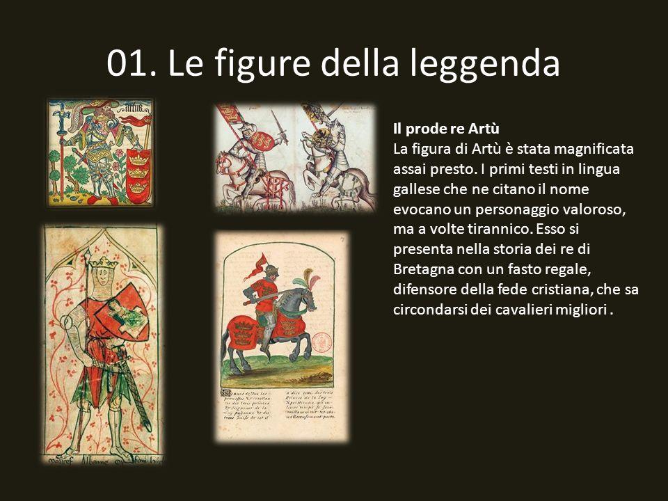 01. Le figure della leggenda