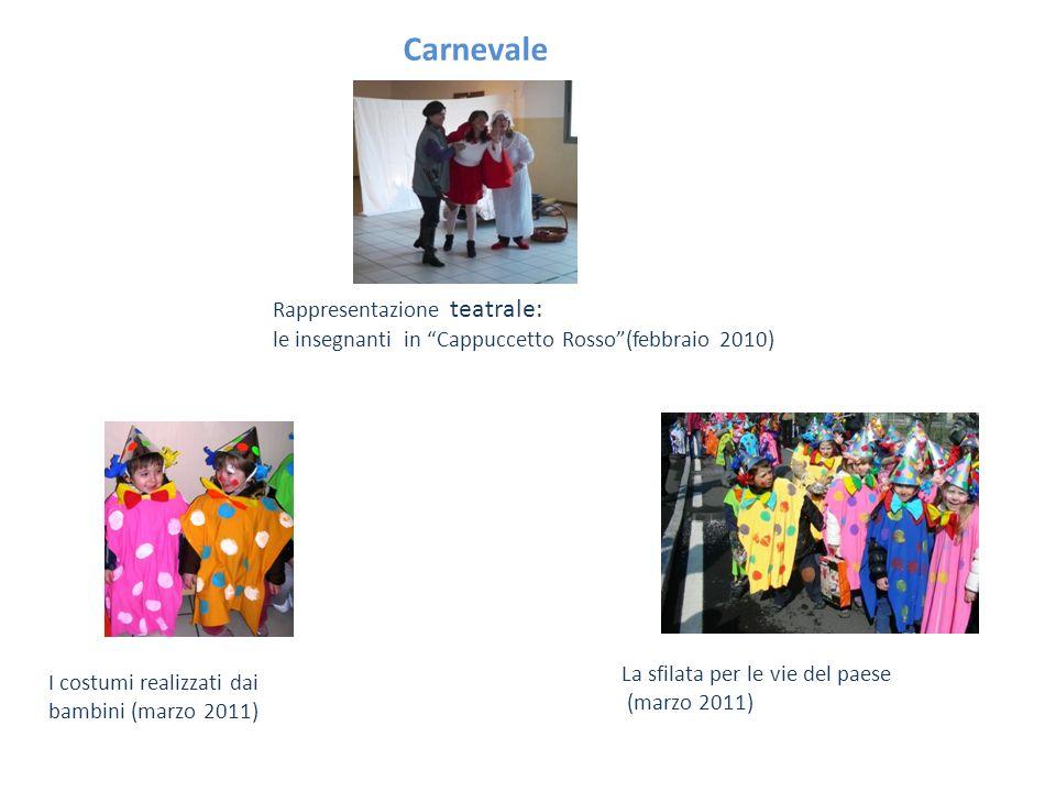Carnevale Rappresentazione teatrale: