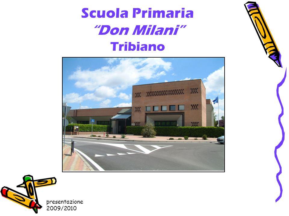Scuola Primaria Don Milani Tribiano