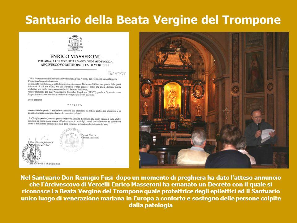 Santuario della Beata Vergine del Trompone