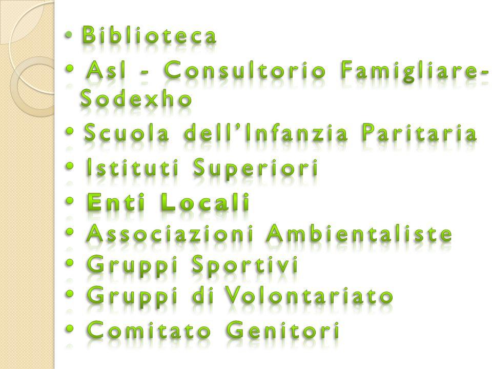 Asl - Consultorio Famigliare-