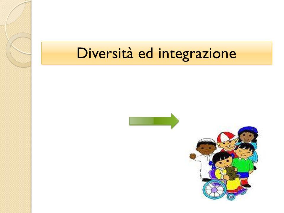 Diversità ed integrazione