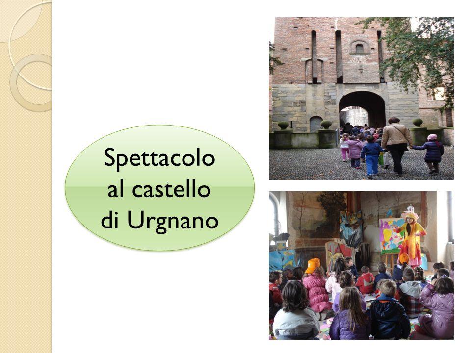 Spettacolo al castello di Urgnano