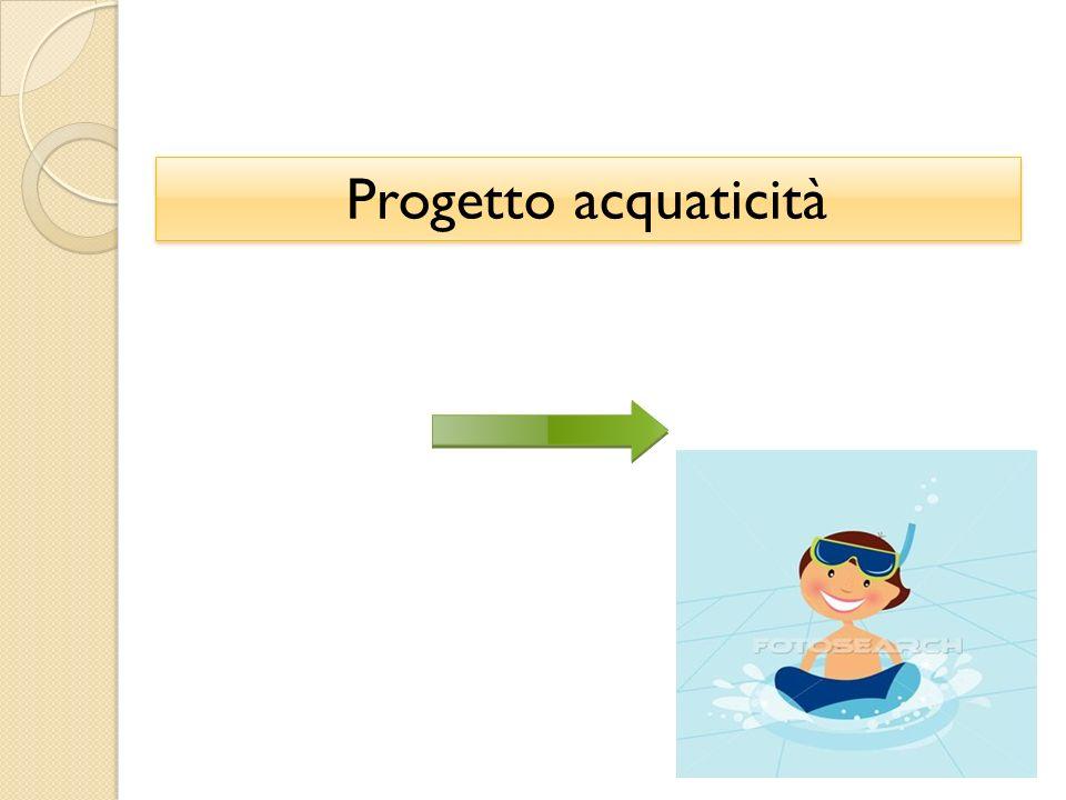 Progetto acquaticità
