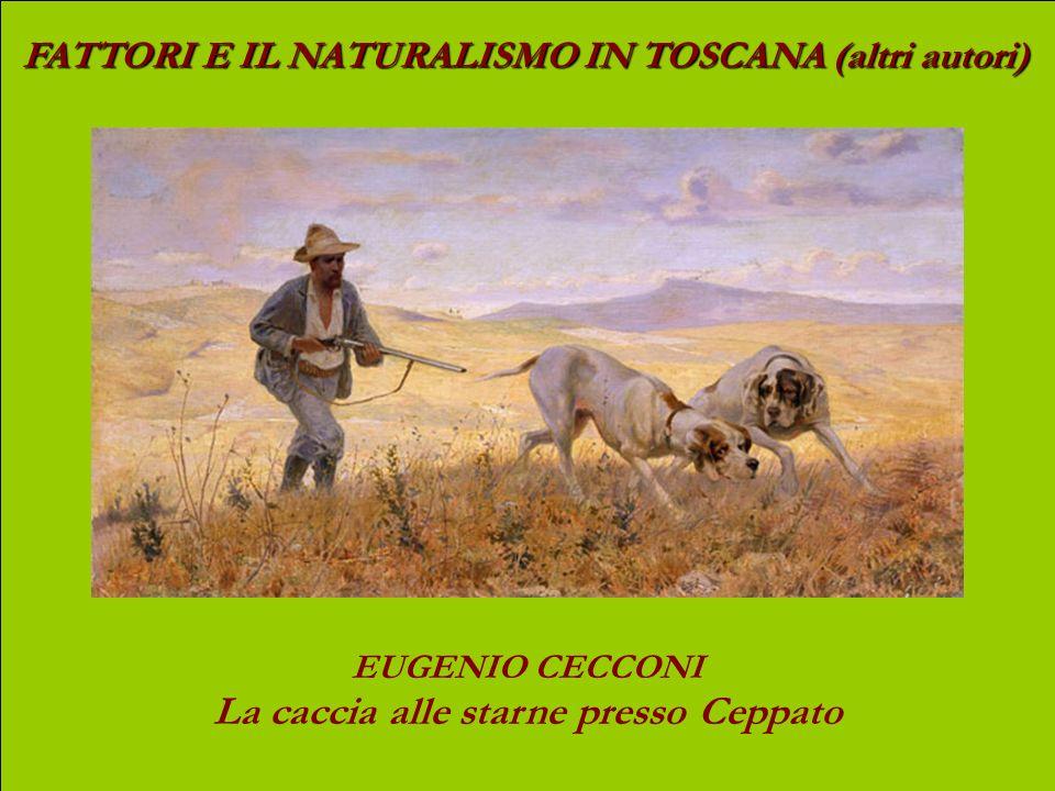 La caccia alle starne presso Ceppato