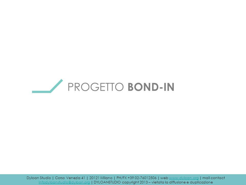 PROGETTO BOND-IN
