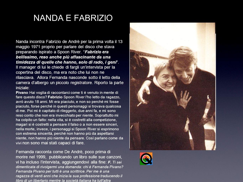 NANDA E FABRIZIO