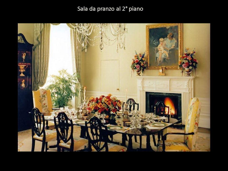 Sala da pranzo al 2° piano