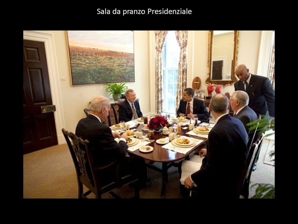 Sala da pranzo Presidenziale