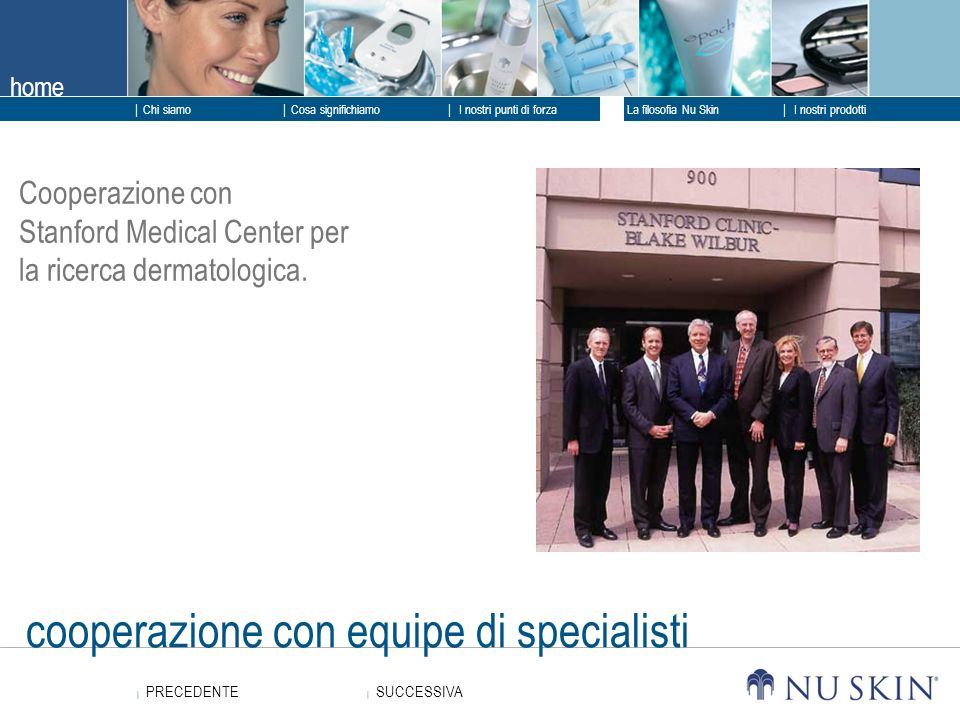 cooperazione con equipe di specialisti