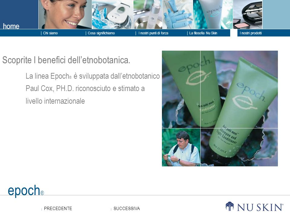 epoch® Scoprite I benefici dell'etnobotanica.