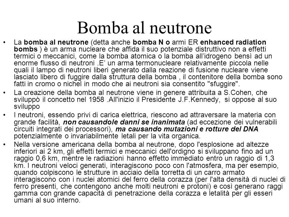 Bomba al neutrone