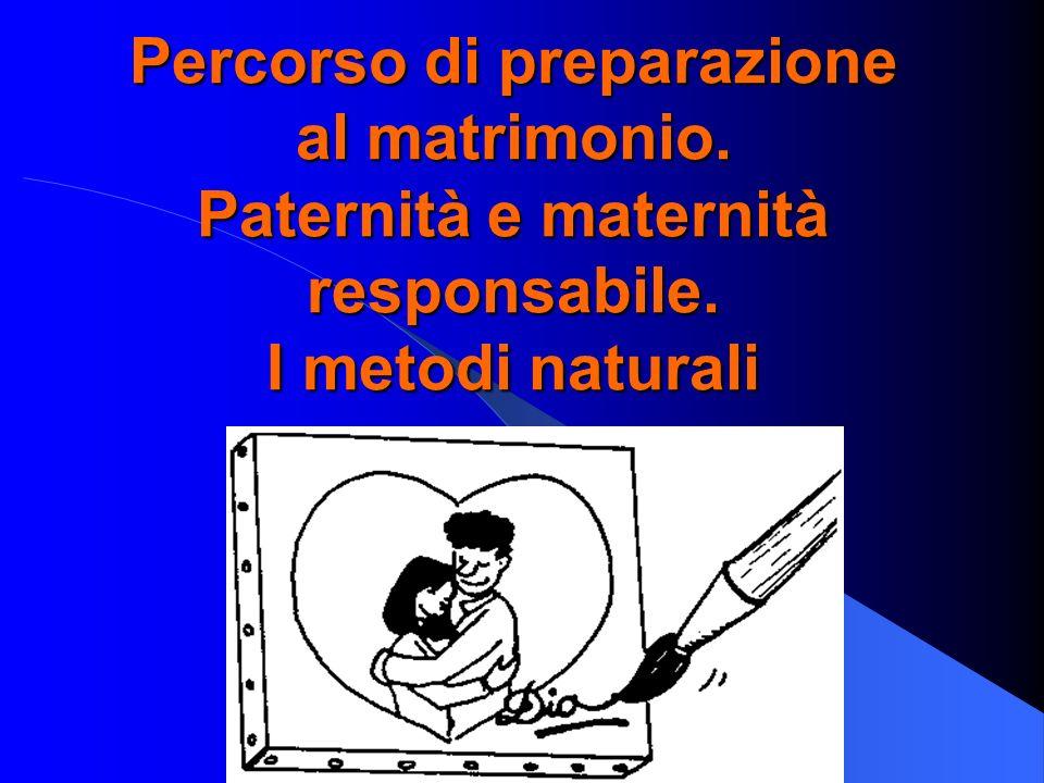 Percorso di preparazione al matrimonio