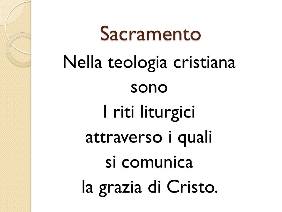 Nella teologia cristiana