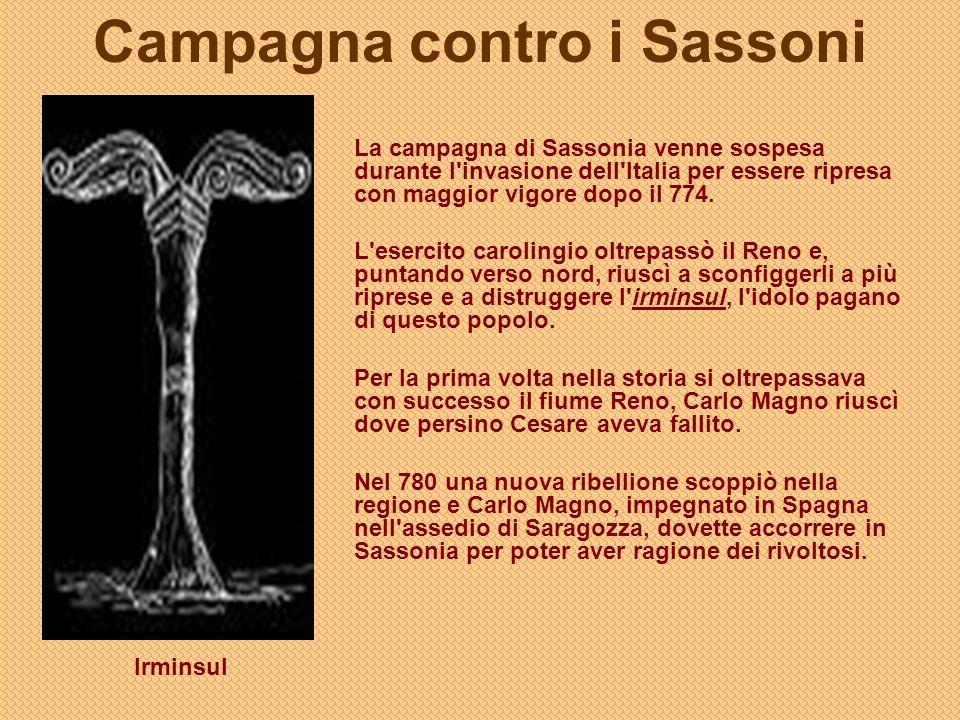 Campagna contro i Sassoni
