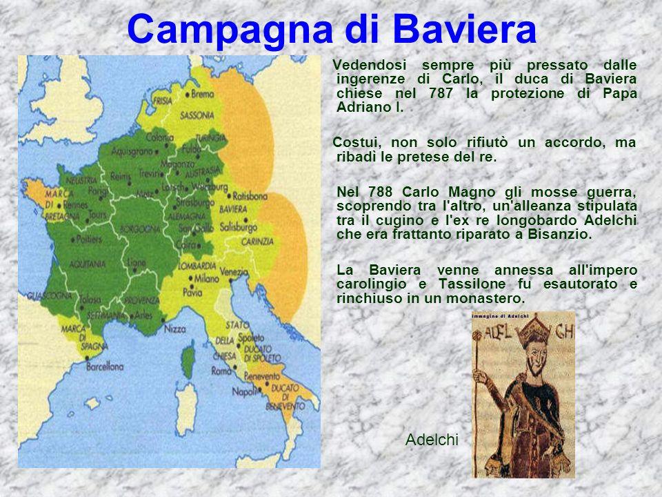 Campagna di Baviera Adelchi