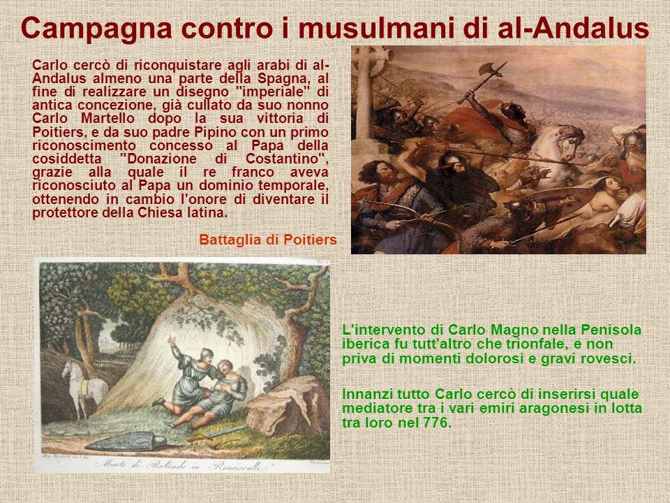 Campagna contro i musulmani di al-Andalus