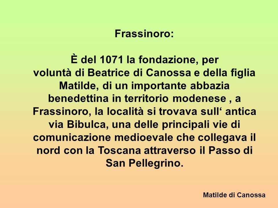 Frassinoro: