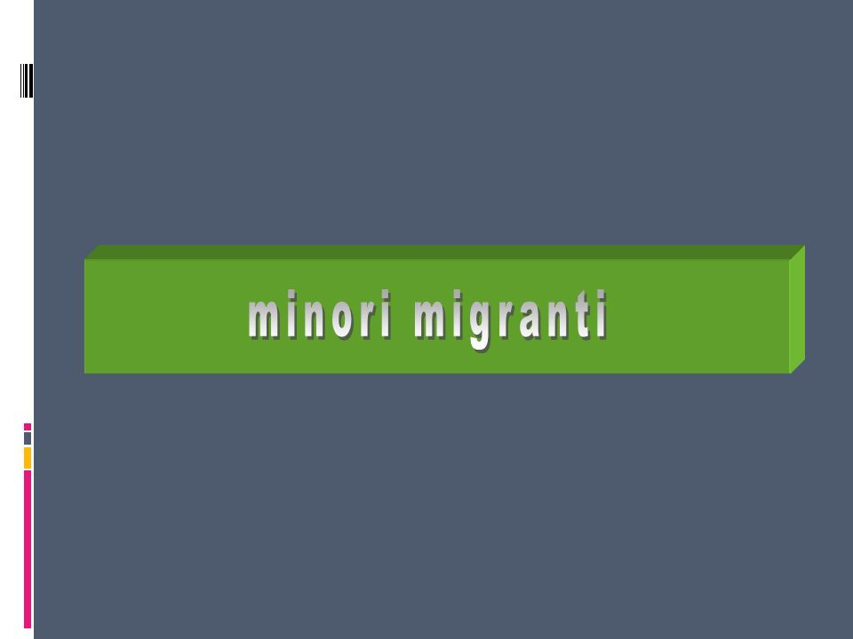 minori migranti