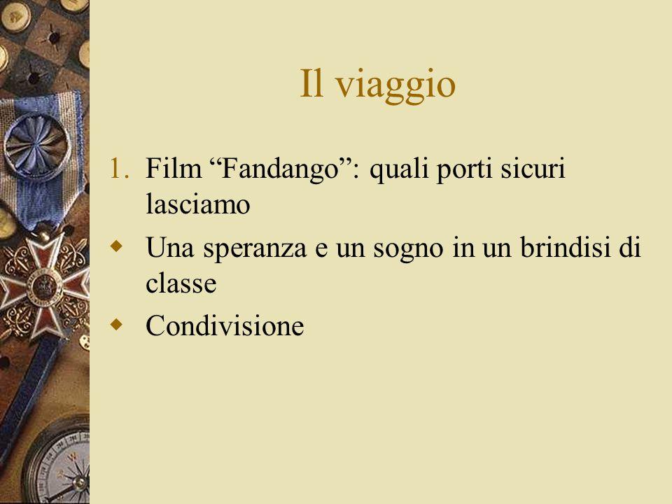Il viaggio Film Fandango : quali porti sicuri lasciamo
