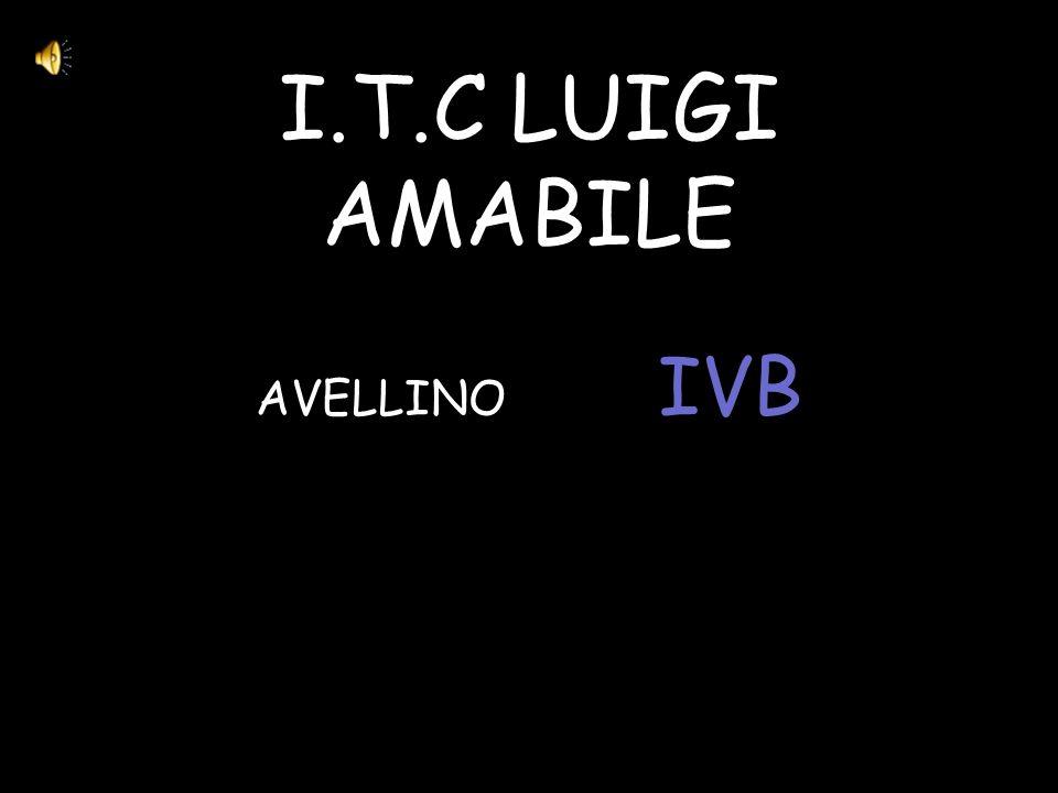 I.T.C LUIGI AMABILE AVELLINO IVB