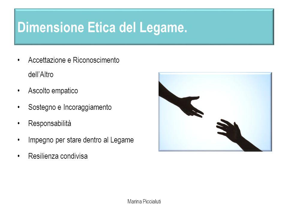 Dimensione Etica del Legame.