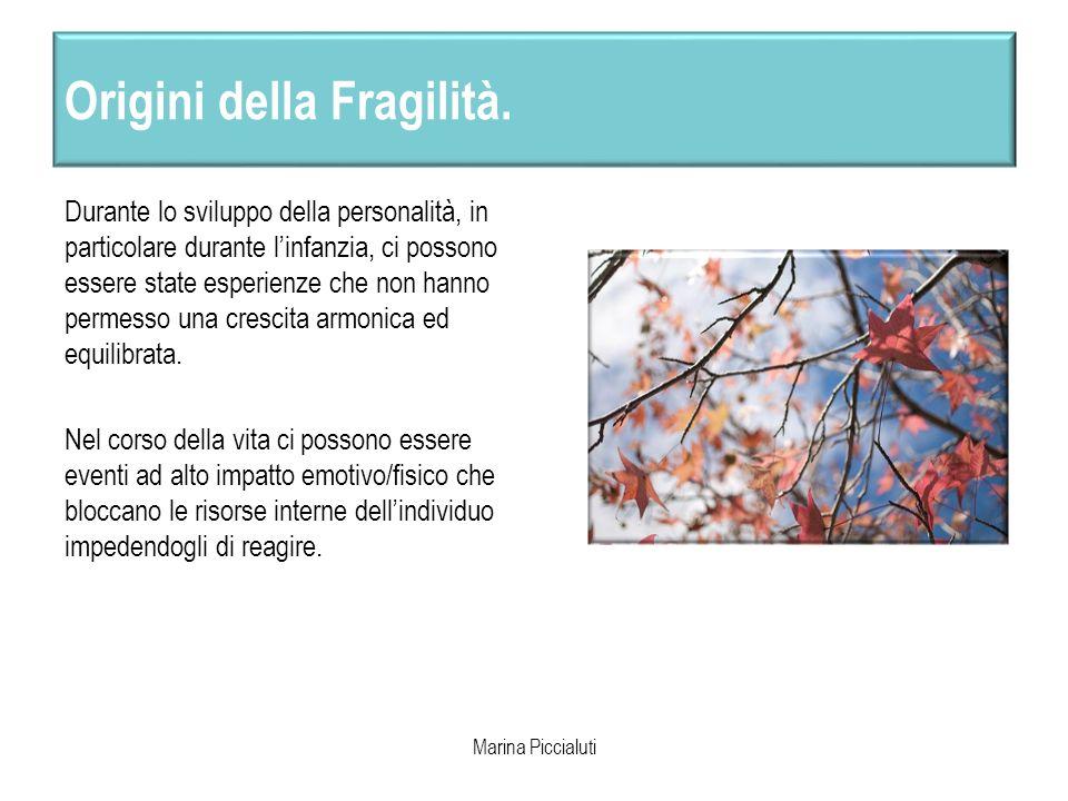 Origini della Fragilità.