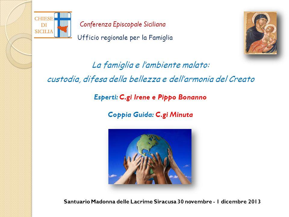 Esperti: C.gi Irene e Pippo Bonanno Coppia Guida: C.gi Minuta