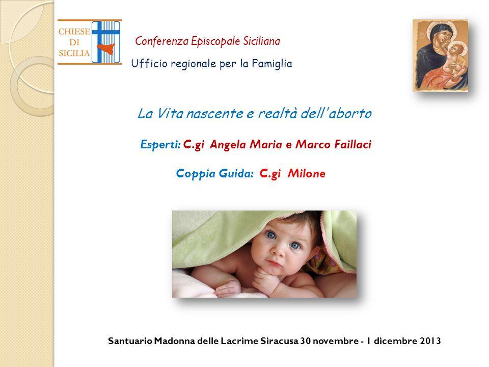 Esperti: C.gi Angela Maria e Marco Faillaci Coppia Guida: C.gi Milone