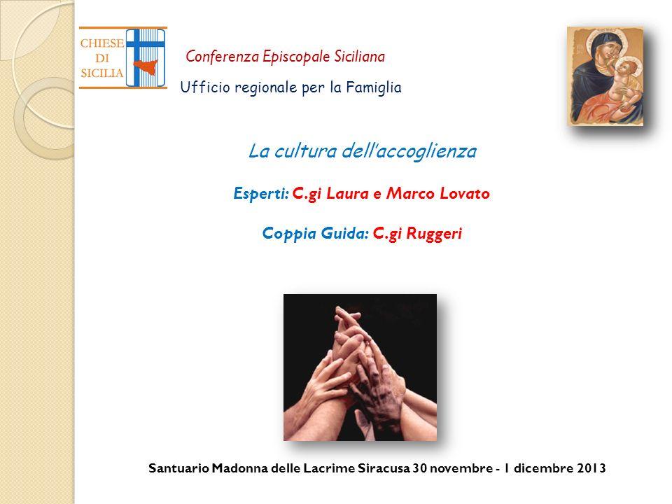 Esperti: C.gi Laura e Marco Lovato Coppia Guida: C.gi Ruggeri