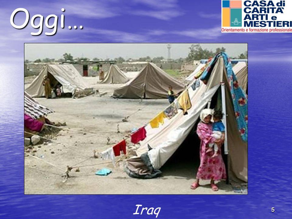 Oggi… Iraq