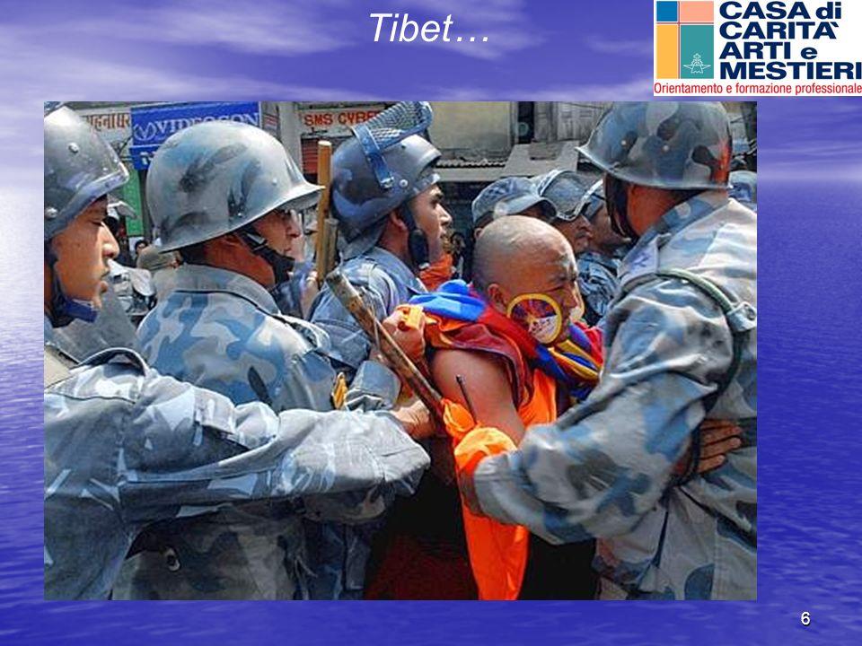 Tibet…