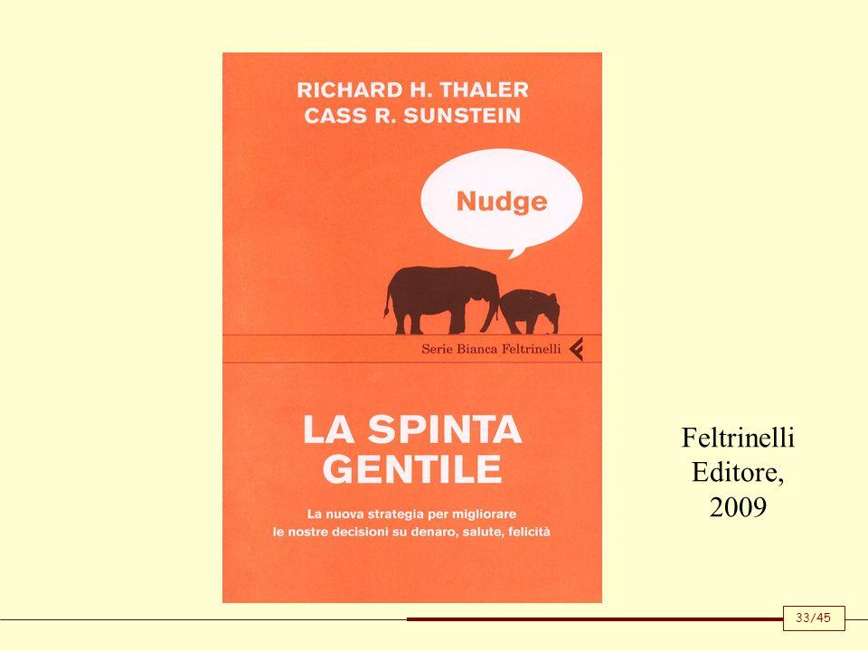 Feltrinelli Editore, 2009 33/45