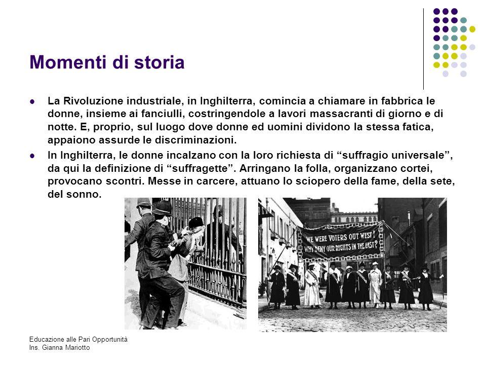 Momenti di storia