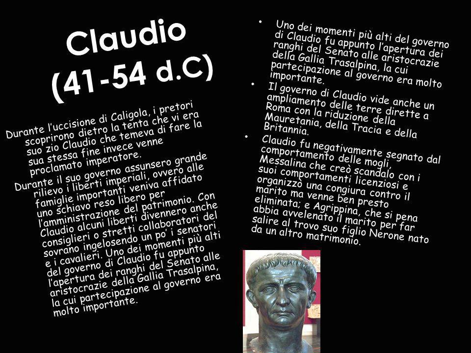 Claudio (41-54 d.C)