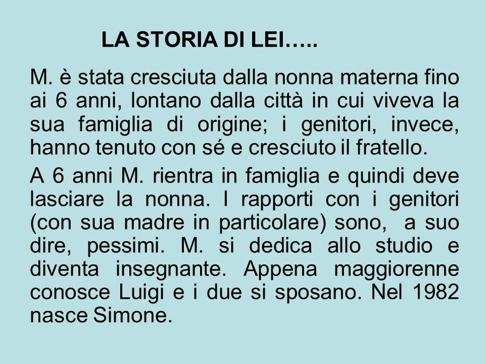 LA STORIA DI LEI…..