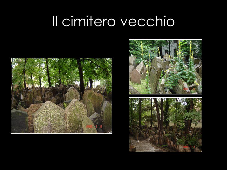 Il cimitero vecchio