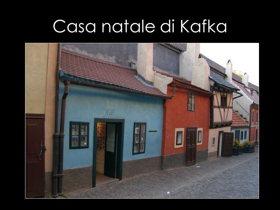 Casa natale di Kafka