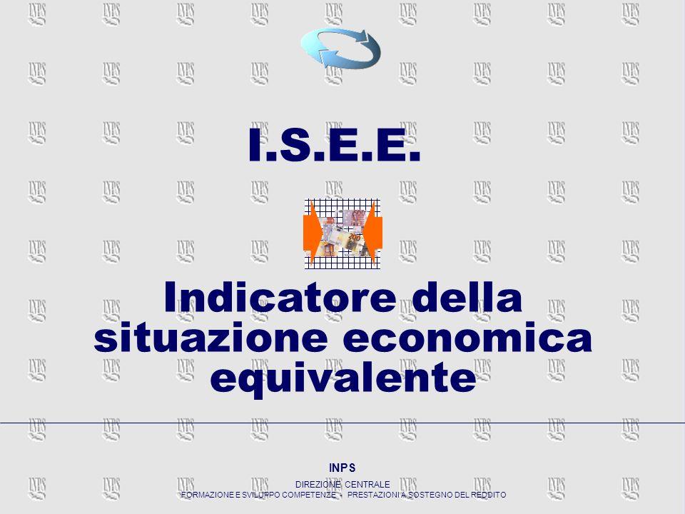 Indicatore della situazione economica equivalente