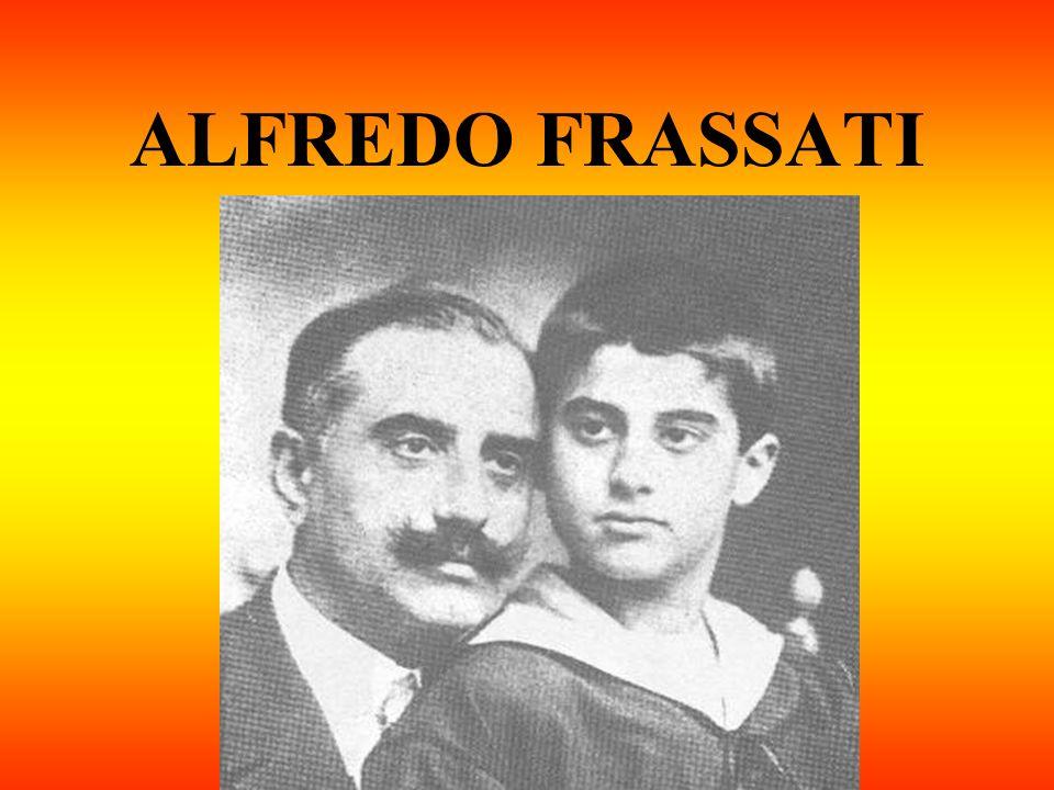 ALFREDO FRASSATI