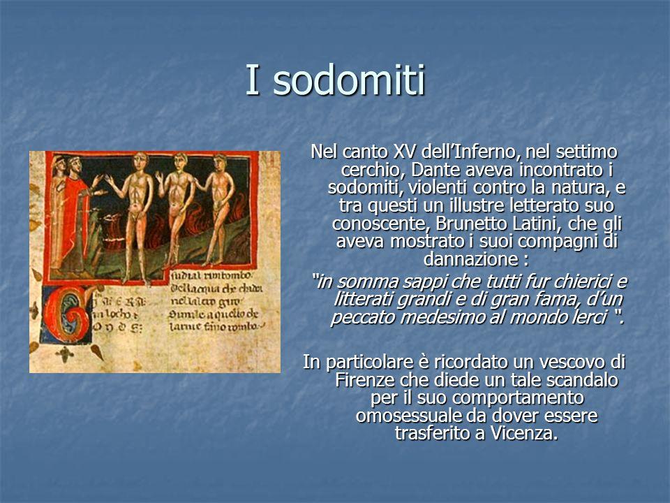 I sodomiti