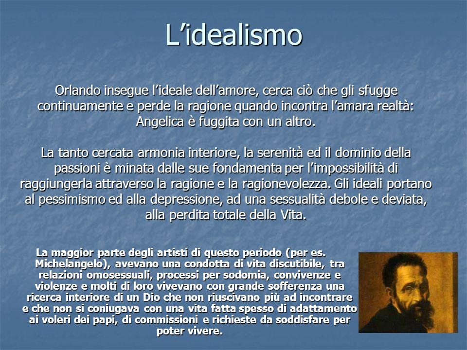 L'idealismo