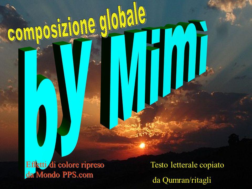 composizione globale by Mimì