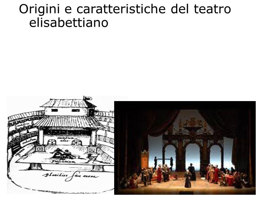 Origini e caratteristiche del teatro elisabettiano