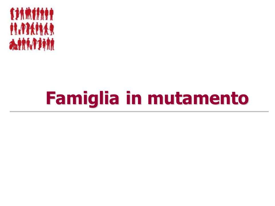29/03/2017 Famiglia in mutamento