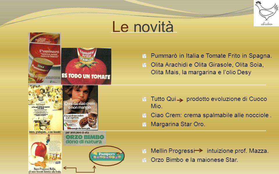 Le novità Pummarò in Italia e Tomate Frito in Spagna.