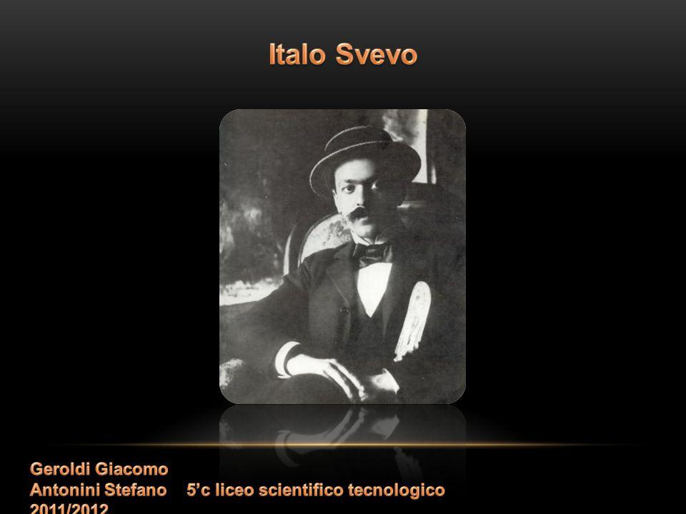 Italo Svevo Geroldi Giacomo