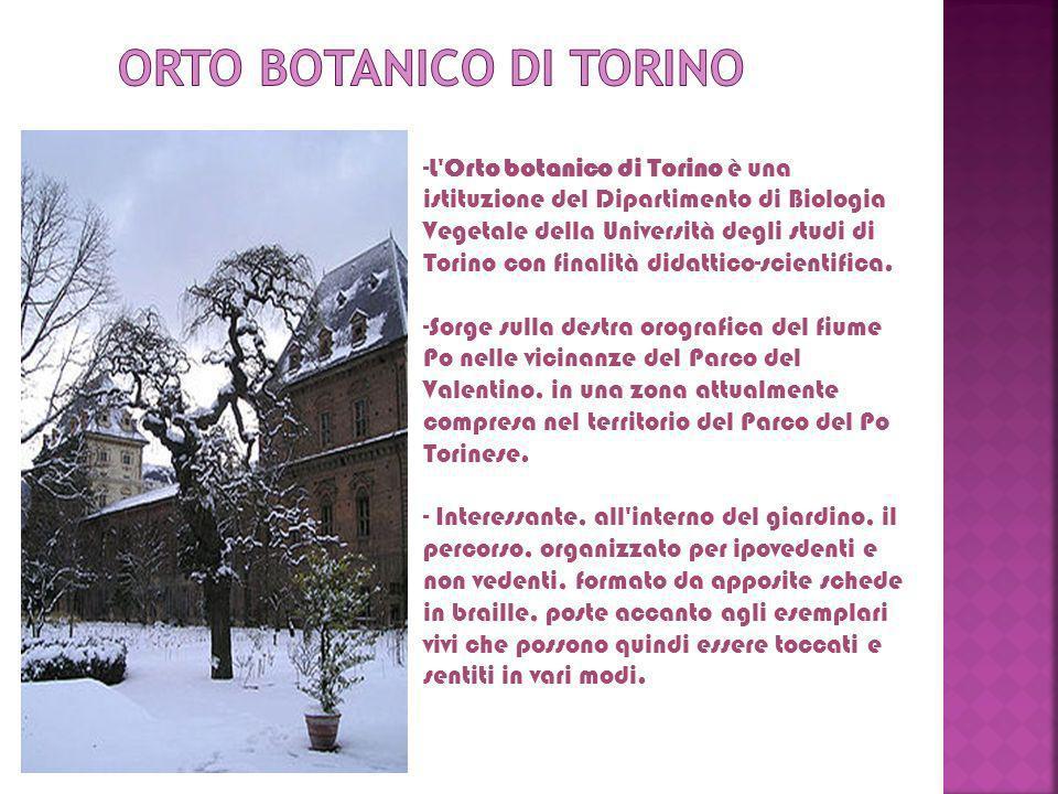 Orto botanico di Torino